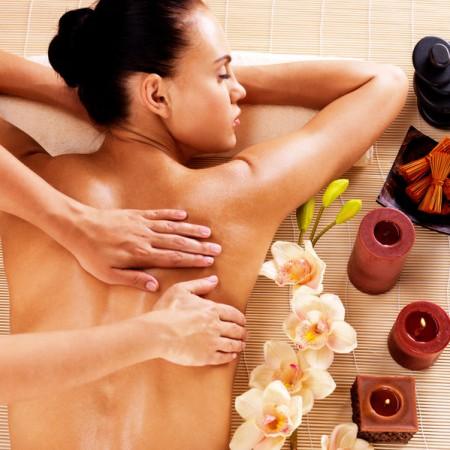 Aromatherapeutic Body Massage Diploma